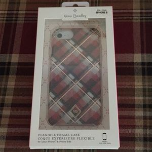 Vera Bradley flexible phone case. NIB